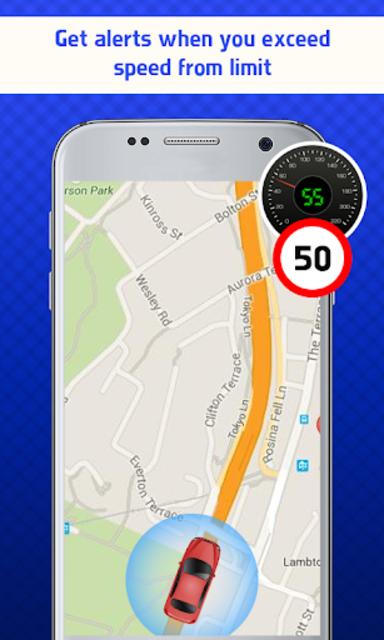 Police Speed & Traffic Camera Radar & Detector screenshot 1