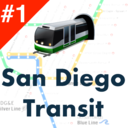 Icon for San Diego Transit: Offline MTS departures and maps