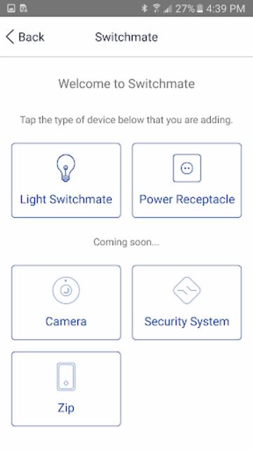 Switchmate screenshot 1