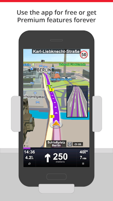 Sygic Car Navigation screenshot 5