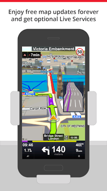 Sygic Car Navigation screenshot 6