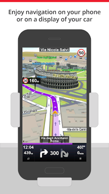 Sygic Car Navigation screenshot 7