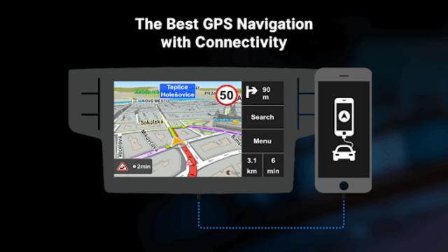 Sygic Car Connected Navigation screenshot 8