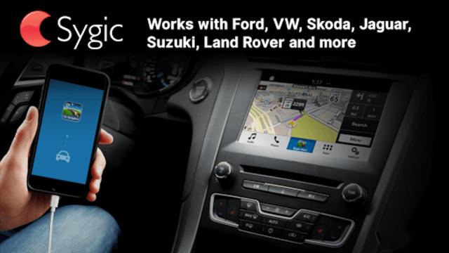 Sygic Car Connected Navigation screenshot 9