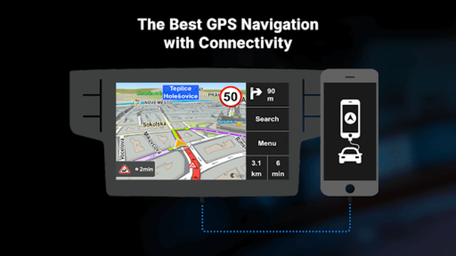 Sygic Car Connected Navigation screenshot 10