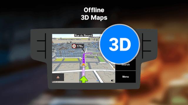 Sygic Car Connected Navigation screenshot 11