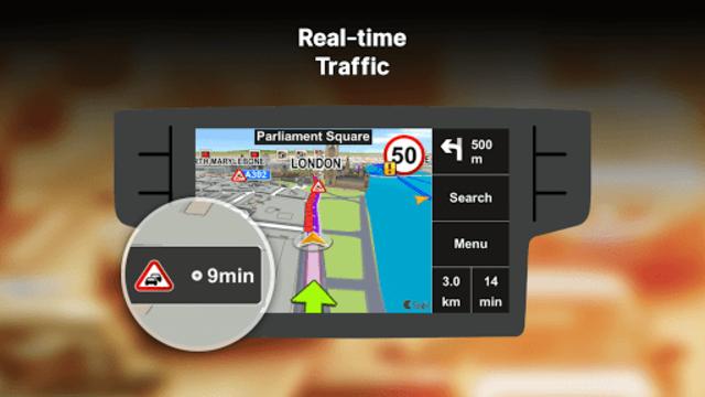 Sygic Car Connected Navigation screenshot 12