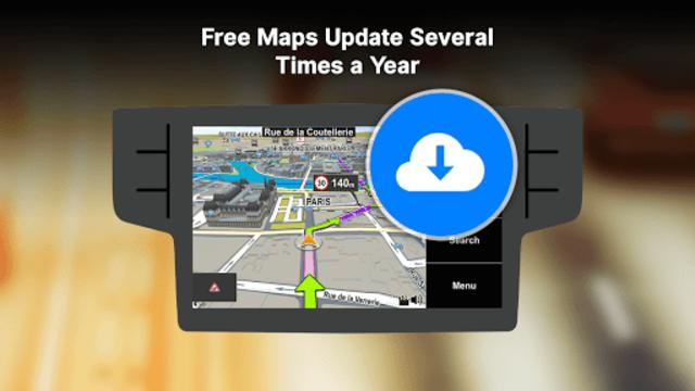 Sygic Car Connected Navigation screenshot 13