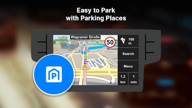 Sygic Car Connected Navigation screenshot 14