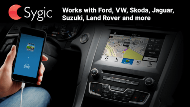 Sygic Car Connected Navigation screenshot 16