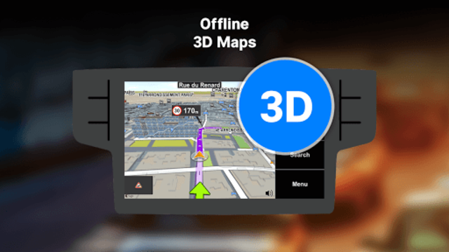 Sygic Car Connected Navigation screenshot 18