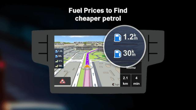 Sygic Car Connected Navigation screenshot 22