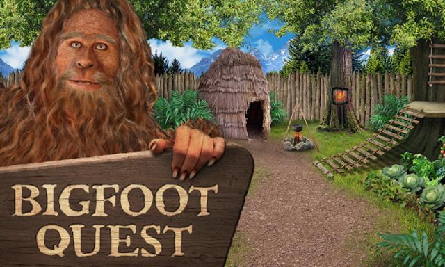 Bigfoot Quest screenshot 1