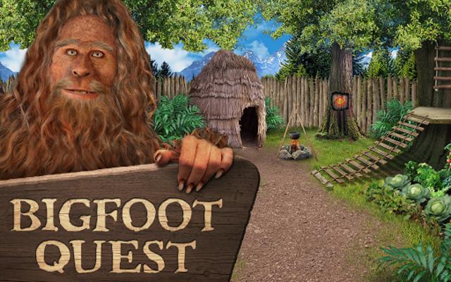 Bigfoot Quest screenshot 9