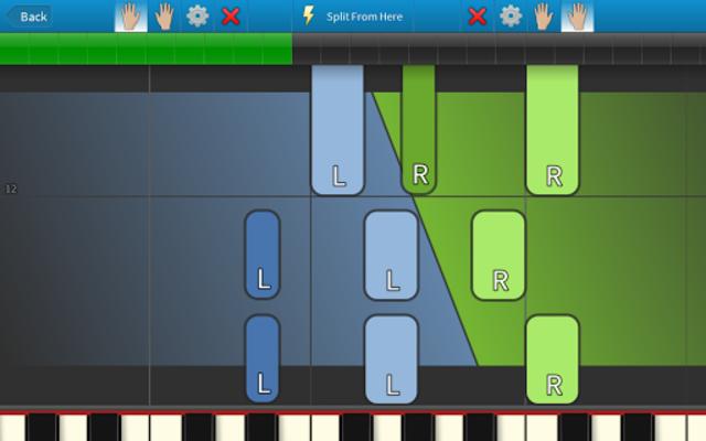 Synthesia screenshot 3