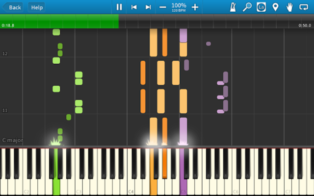 Synthesia screenshot 4