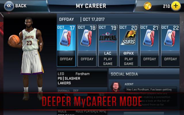 NBA 2K18 screenshot 12