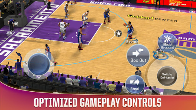 NBA 2K20 screenshot 1