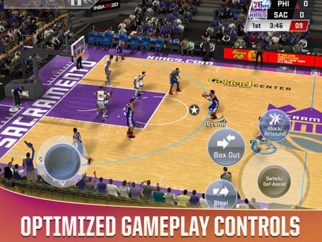 NBA 2K20 screenshot 7