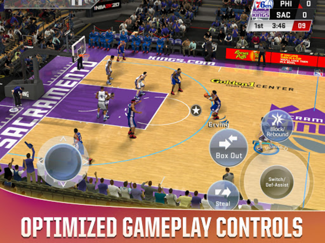 NBA 2K20 screenshot 13