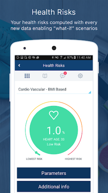 TACTIO HEALTH screenshot 2