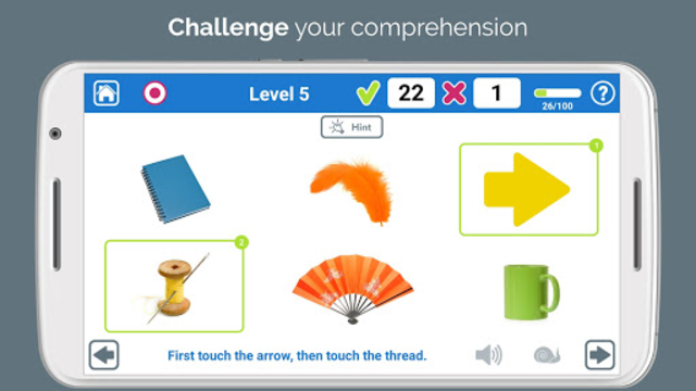 Advanced Language Therapy: Aphasia screenshot 3