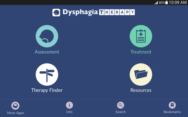 Dysphagia Therapy screenshot 11