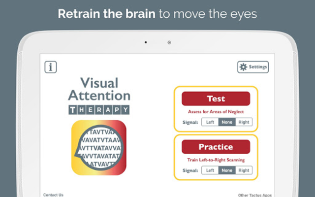 Visual Attention Therapy screenshot 11
