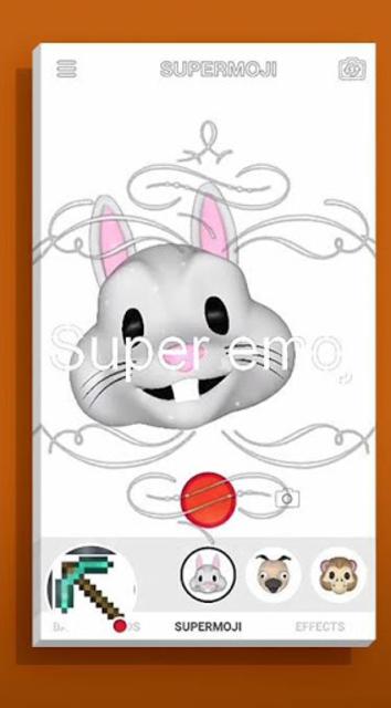 About: SUPERMOJI - the Emoji App Advice (Google Play version