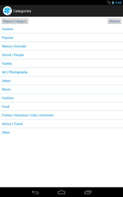 TagsForLikes Pro screenshot 5