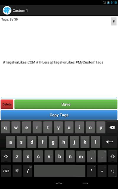 TagsForLikes Pro screenshot 8
