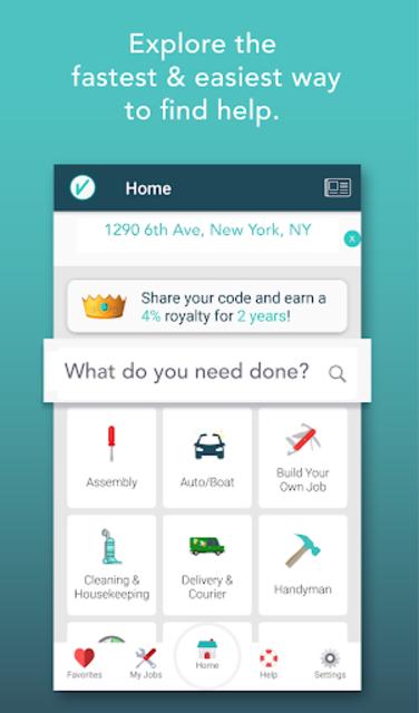 Takl - Home Services On Demand screenshot 1