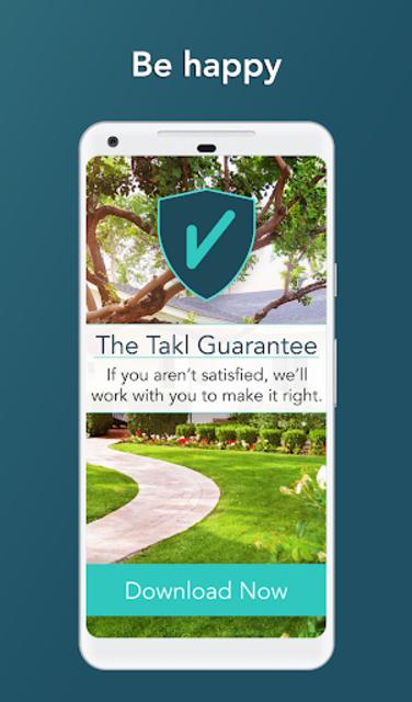 Takl - Home Services On Demand screenshot 5
