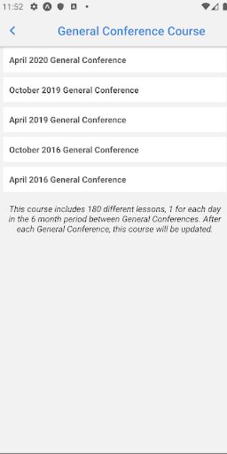 TalkMor: LDS Daily Devotional Book of Mormon/Gen.C screenshot 4
