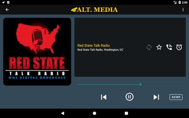 Alt. Media - Alternative Talk Radio screenshot 15