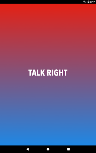 Talk Right - Conservative Talk Radio screenshot 9