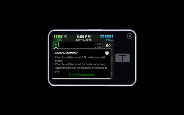 t:simulator™ App screenshot 13