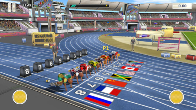 Athletics 3: Summer Sports screenshot 1