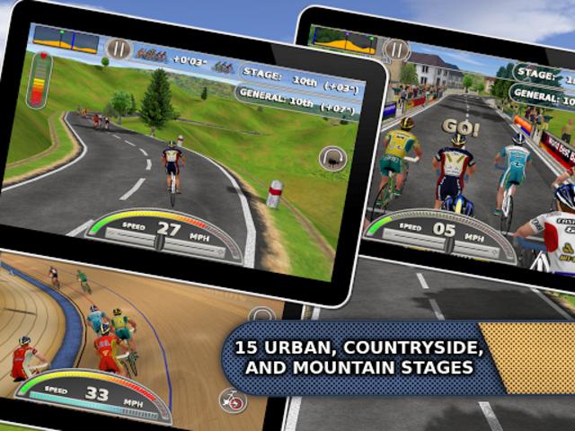 Cycling 2013 screenshot 6