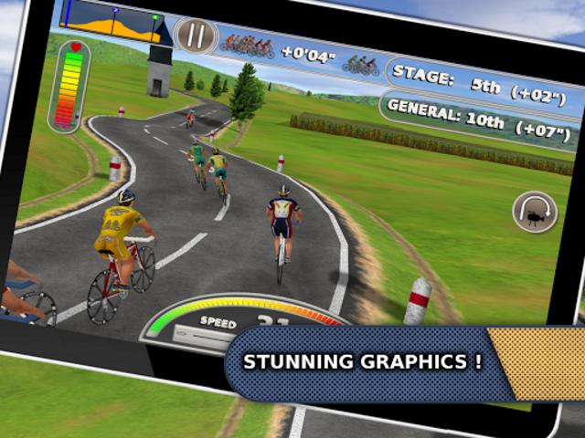 Cycling 2013 screenshot 9