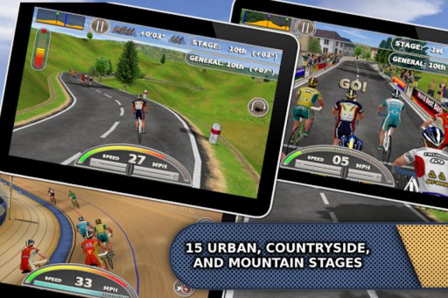 Cycling 2013 screenshot 1