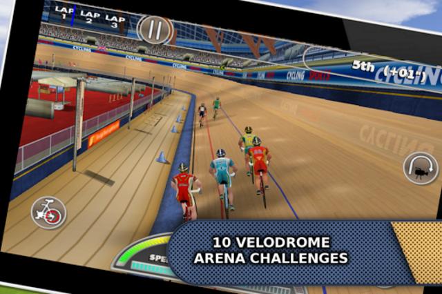 Cycling 2013 screenshot 2