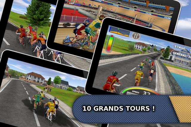 Cycling 2013 screenshot 3