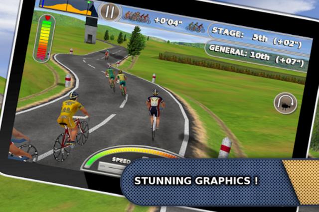 Cycling 2013 screenshot 4