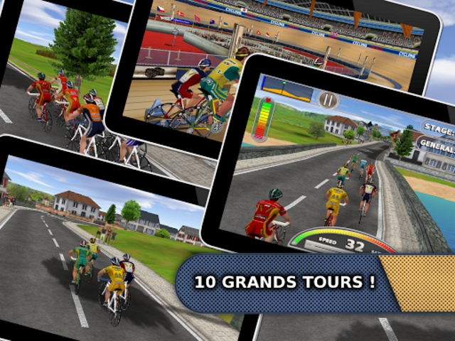 Cycling 2013 screenshot 13
