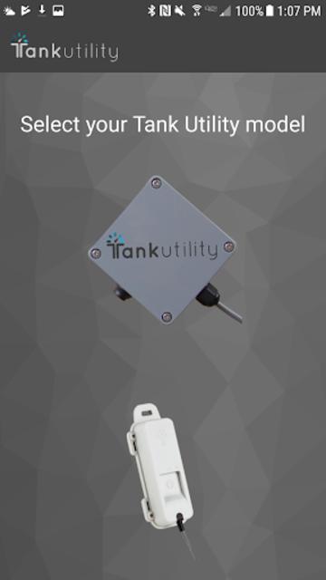 Tank Utility Setup screenshot 1