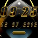 Icon for Aviena digital Clock Widget