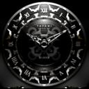 Icon for SILVER MOON ALARM CLOCK WIDGET