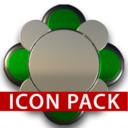 Icon for PYTHON HD Icon Pack green