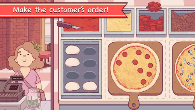 Good Pizza, Great Pizza screenshot 2